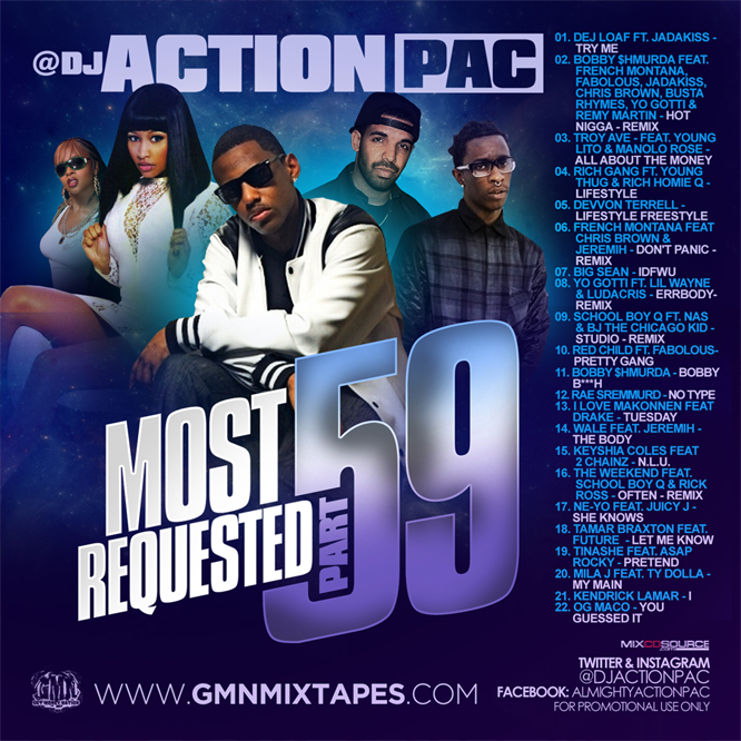 Action Pac - Most Requested 72 - TheMixtapeChannel.com ...