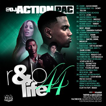new r&b music mixtapes